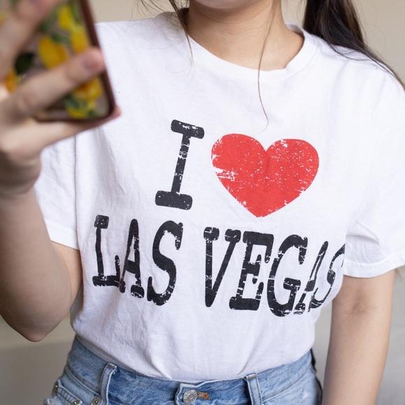 NWOT I Love Las Vegas T-Shirt
